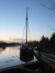 Keadby Lock Alkborough Barton on Humber and Caistor 2
