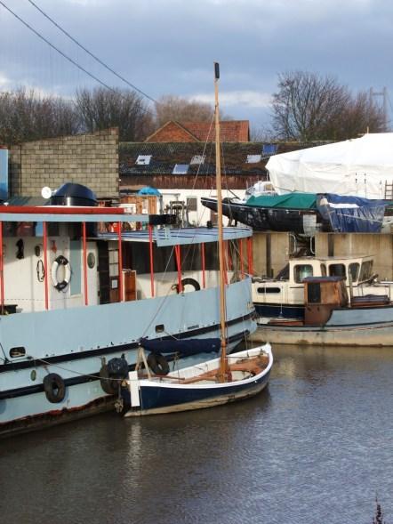 Keadby Lock Alkborough Barton on Humber and Caistor 21