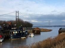 Keadby Lock Alkborough Barton on Humber and Caistor 23