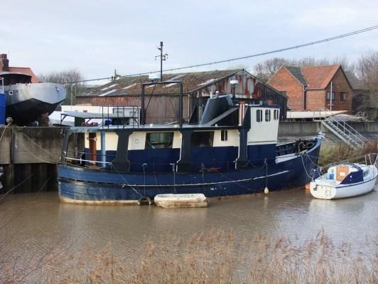 Keadby Lock Alkborough Barton on Humber and Caistor 24