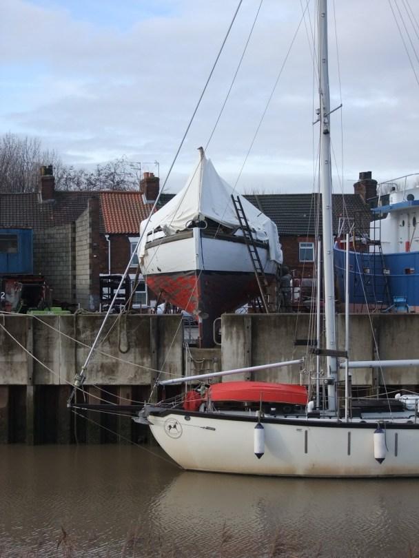 Keadby Lock Alkborough Barton on Humber and Caistor 28