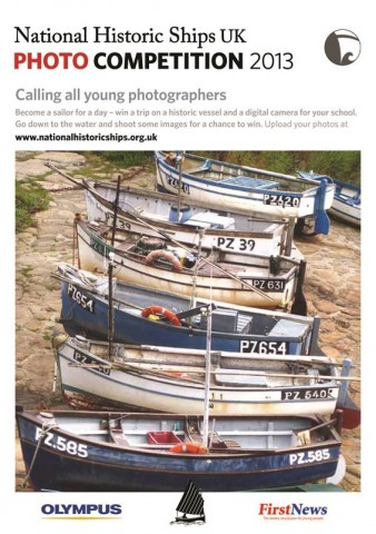 National Historic Ships photo competition