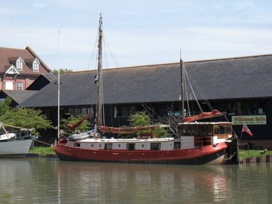 Faversham Nautical Festival 2013