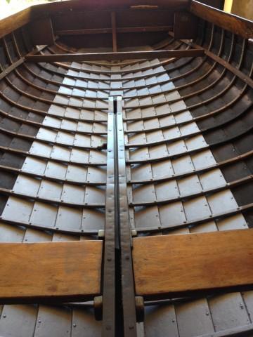 Gibbs dinghy restoration  (6)