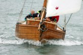 Chough smallest boat by Keith Allso