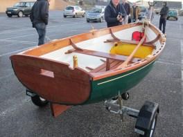 9'6 Iain Oughtred designed 'Sea Hen' Becky Joseph Dec 13 (22)