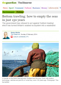 The Observer on fishing