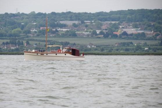 Medway Bradwell Brightlingsea Pyefleet trip 39