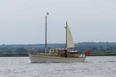 Medway Bradwell Brightlingsea Pyefleet trip 50