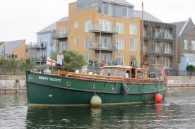 Medway Bradwell Brightlingsea Pyefleet trip 62