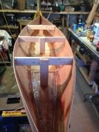 Tod Kerr Cinderella canoe 2