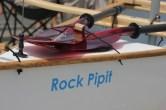 14.5' Composite sailing canoe. Photo by Liz Griffiths 100614 (2)