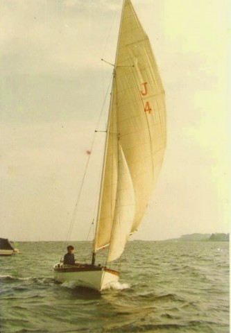 Bill Serjeant's Torbay j4 Phillida