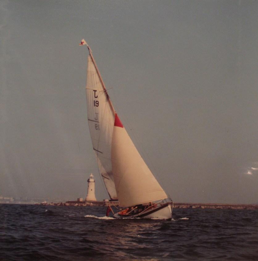 Dolphin(ex sonnet), 1986 upwind