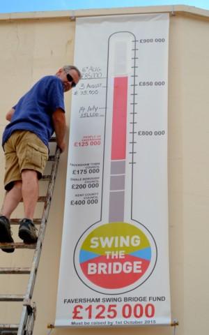 Swing the Bridge 27 August 2015
