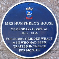 Mrs Humphrey's House