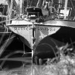 Sailing barge Decima