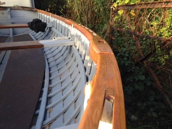 Bill Dowell's boat 2