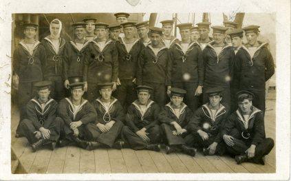 P3 HMS Barham crew 1