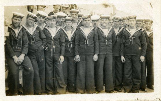 P4 HMS Barham crew 2