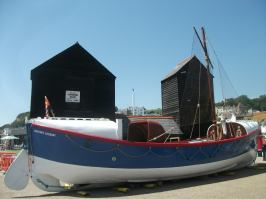 Hastings lifeboat 2