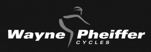 Wayne Pheiffer Cycles. Photo: Logo