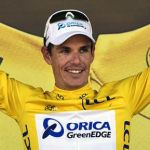SA's Impey cleared of doping charges
