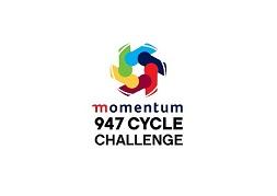 Momentum 947 Cycle Challenge