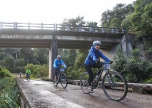 Stage three of the 2015 Storms River Traverse started at the Tsitsikamma Village Inn in Storms River today. photo: Supplied