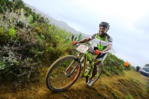 Sipho Madolo. Photo: Sportograf. Cape Epic