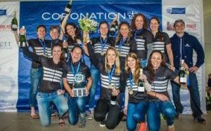 Team Velocity Sports Lab 1 grabbed the coveted title in the women's category at the Coronation Double Century.