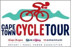 2016 Cape Town Cycle Tour Logo.