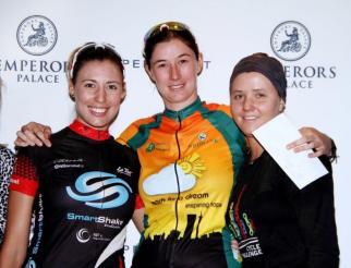 Bernelee, Nadine & Tanya - 23km Female