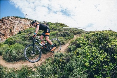 The Cape Pioneer Trek will once again start with a prologue along the trails and urban paths of Mossel Bay. Photo: Ewald Sadie