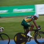 Hoffman gears up for African Continental Track Champs