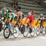 Oosthuizen wins junior points race at SA Track Champs
