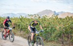 Erik Kleinhans in action at Gravel & Grape MTB Challenge
