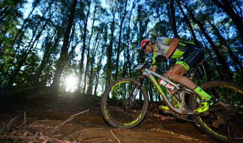 Philip Buys at round four of the National MTB Series