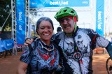 Some riders after they completed their race at the Sondela MTB Classic.