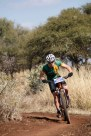 An image of a rider during the Sondela MTB Classic.