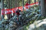 Alan Hatherly in action in Andorra