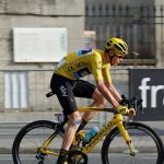 Chris Froome is back in the yellow jersey after stage 14 of Tour de France.