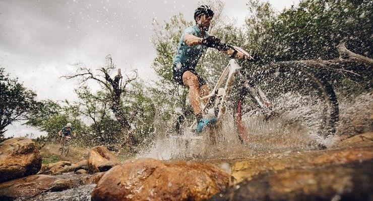 Action from the Cape Pioneer Trek