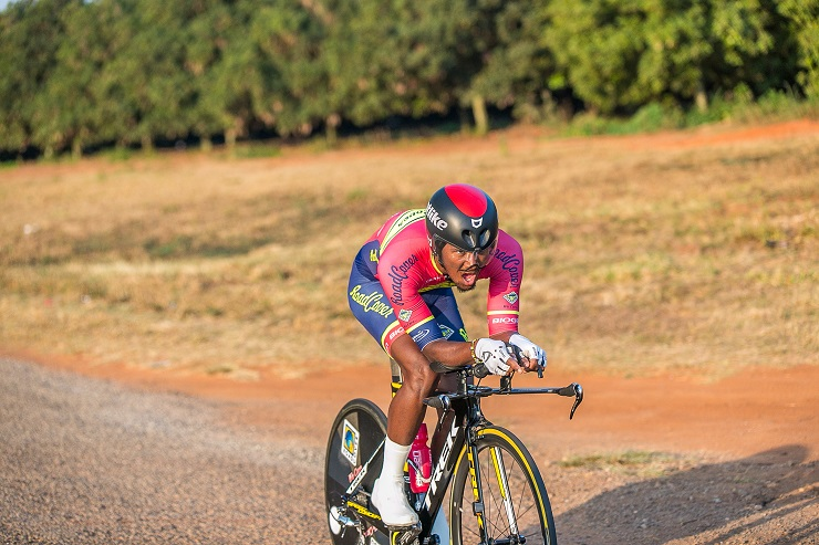 RoadCover professional Clint Hendricks will be aiming to continue his good form when he tackles the 98km feature race at the Tshwane Classic in Pretoria on Sunday.