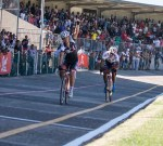 David Maree won the 'Devil' race at Paarl Boxing Day