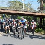 An image of riders in action during the Wild Coast Sun MTB Classic.