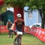 Ariane Lüthi rushes to sixth Attakwas Extreme MTB Challenge title