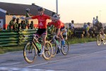 Bradley Gouveris won the Festival of Cycling criterium