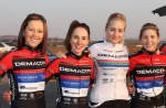 Demacon women's cycling team