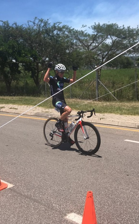 Gawie Combrinck took his chances to win in Mpumalanga Tour